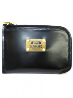 PORTER×GLAD HAND - BELONGINGS COIN CASE[BLACK]