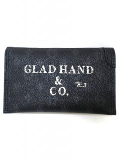 PORTER×GLAD HAND - BELONGINGS CARD CASE[FAMILY CREST SP]