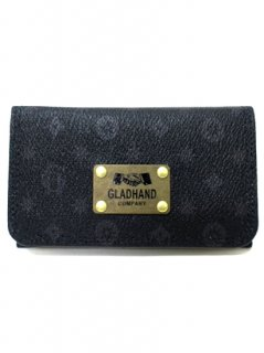 PORTER×GLAD HAND - BELONGINGS CARD CASE[FAMILY CREST]