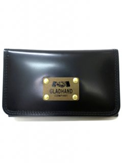 <img class='new_mark_img1' src='//img.shop-pro.jp/img/new/icons14.gif' style='border:none;display:inline;margin:0px;padding:0px;width:auto;' />PORTER×GLAD HAND - BELONGINGS CARD CASE[BLACK]