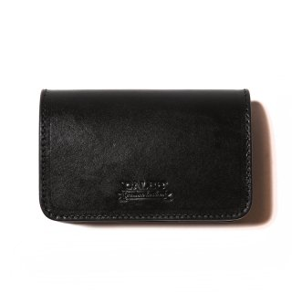 <img class='new_mark_img1' src='//img.shop-pro.jp/img/new/icons14.gif' style='border:none;display:inline;margin:0px;padding:0px;width:auto;' />PLANE LEATHER MINI WALLET - 18SS1009