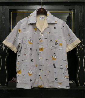 PIRATES - S/S BEACH - SHIRTS