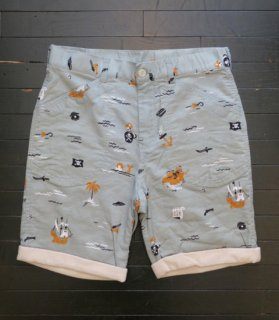 PIRATES - BEACH SHORTS