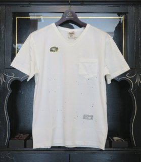 STANDARD V-NECK T-SHIRTS[USED]GH-06