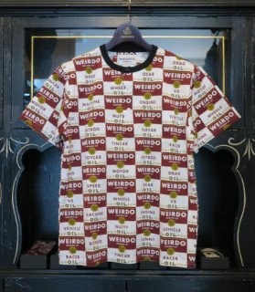 WRD CANS - HENRY NECK T-SHIRTS