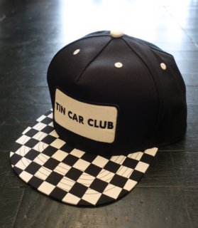 TIN CAR CLUB - CAP