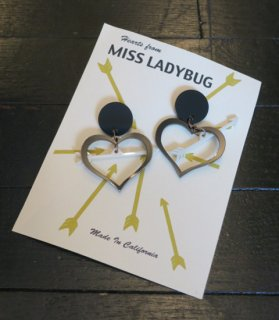 ARROW HEART - EARRING[B]