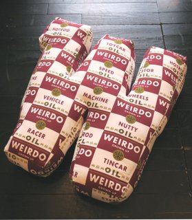 WRD CANS - CUSHION