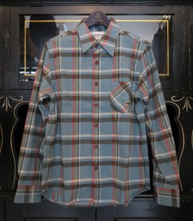 CHARLIE - L/S CHECK SHIRT