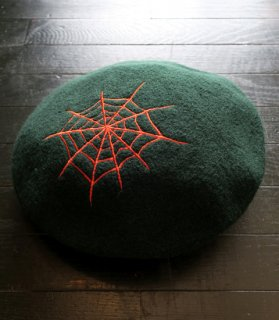 SPIDERWEB - BERET HAT