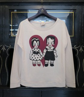 VAMPY & FRANKEY - L/S SWEAT