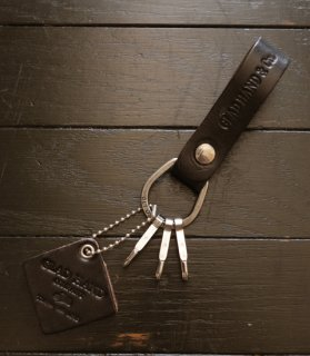 [GLAD HAND × NORTH & JUDO] KEY FOB