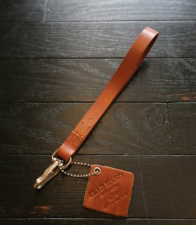 [GLAD HAND × NORTH & JUDO] BRACERET KEY FOB