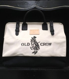 CROW MASON - BAG [IVORY×BLACK-M]
