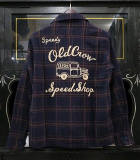 OLDROD CHECK-L/S SHIRTS