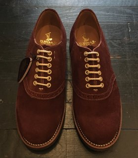 <img class='new_mark_img1' src='//img.shop-pro.jp/img/new/icons14.gif' style='border:none;display:inline;margin:0px;padding:0px;width:auto;' />[GLAD HAND×REGAL]SADDLE SUEDE-SHOES/BROWN