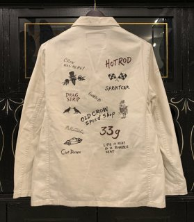 HOTROD CLUB - JACKET