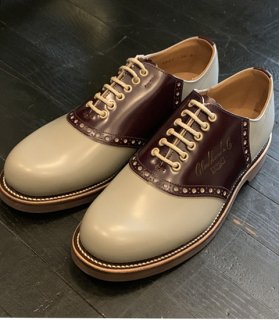 <img class='new_mark_img1' src='//img.shop-pro.jp/img/new/icons14.gif' style='border:none;display:inline;margin:0px;padding:0px;width:auto;' />[GLAD HAND×REGAL]SADDLE SHOES 10th ANNIVERSARY