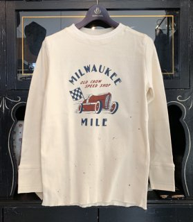 MILWAUKEE MILE - L/S T-SHIRTS