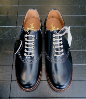 <img class='new_mark_img1' src='//img.shop-pro.jp/img/new/icons14.gif' style='border:none;display:inline;margin:0px;padding:0px;width:auto;' />[GLAD HAND×REGAL]SADDLE SHOES/BLACK