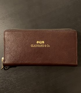 <img class='new_mark_img1' src='//img.shop-pro.jp/img/new/icons14.gif' style='border:none;display:inline;margin:0px;padding:0px;width:auto;' />[GLAD HAND × SPEAKEASY] ZIP WALLET