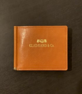 <img class='new_mark_img1' src='//img.shop-pro.jp/img/new/icons14.gif' style='border:none;display:inline;margin:0px;padding:0px;width:auto;' />[GLAD HAND × SPEAKEASY] MONEY CLIP WALLET