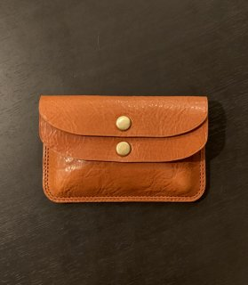 <img class='new_mark_img1' src='//img.shop-pro.jp/img/new/icons14.gif' style='border:none;display:inline;margin:0px;padding:0px;width:auto;' />[GLAD HAND × SPEAKEASY] DOUBLE FLAP COIN CASE