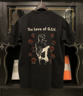 THE LOVE OF G.S.V. - S/S HENRY T-SHIRTS