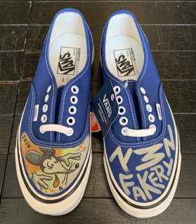 Authentic 44 DX - 25.5cm [Lucky Rudy/Hand Paint/ステッカー付き]