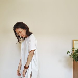 ▼10%OFF▼ oversize T - off white