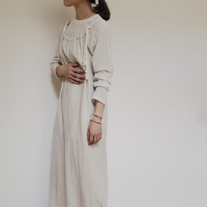 rope onepiece - ivory