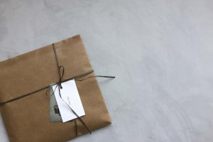 wrapping envelope