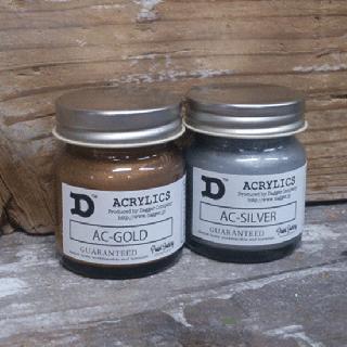 DAGGER ACRYLICS  Metallic (水性)