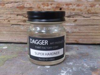 DAGGER SUPER HARDNER (エナメル専用硬化剤)
