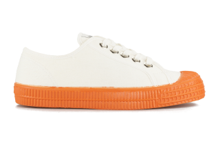 STAR MASTER COLOR SOLE 10WHITE / ORANGE