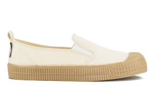 SLIP-ON CLASSIC 99 BEIGE TRANSPARENT