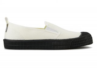 SLIP-ON COLOR SOLE 10WHITE / BLACK<img class='new_mark_img2' src='https://img.shop-pro.jp/img/new/icons5.gif' style='border:none;display:inline;margin:0px;padding:0px;width:auto;' />