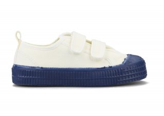 KIDS VERCLO COLOR SOLE 10WHITE/NAVY<img class='new_mark_img2' src='https://img.shop-pro.jp/img/new/icons5.gif' style='border:none;display:inline;margin:0px;padding:0px;width:auto;' />