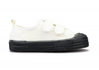 KIDS VERCLO COLOR SOLE 10WHITE/BLACK<img class='new_mark_img2' src='https://img.shop-pro.jp/img/new/icons5.gif' style='border:none;display:inline;margin:0px;padding:0px;width:auto;' />