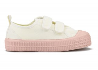 KIDS VERCLO COLOR SOLE 10WHITE/PINK<img class='new_mark_img2' src='https://img.shop-pro.jp/img/new/icons5.gif' style='border:none;display:inline;margin:0px;padding:0px;width:auto;' />