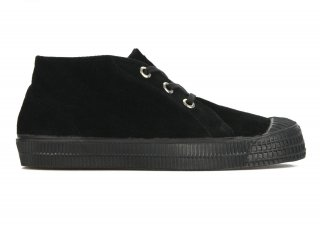 STAR CHUKKA SUEDE NERO/615 BLACK