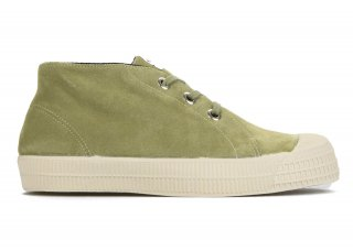 STAR CHUKKA SUEDE OLIVE/123 WHEAT