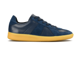 GERMAN TRAINER NAVY/TRANSPARENT