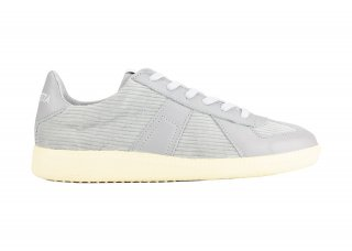 GERMAN TRAINER CORDUROY GREY<img class='new_mark_img2' src='https://img.shop-pro.jp/img/new/icons5.gif' style='border:none;display:inline;margin:0px;padding:0px;width:auto;' />