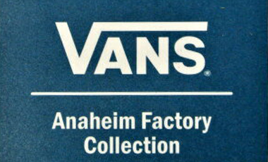 ANAHEIM FACTORY COLLECTION アナハイム ファクトリー コレクション