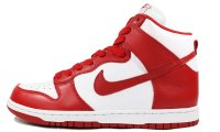 NIKE DUNK RETRO QS 850477-102 WHITE/UNIVERSITY RED