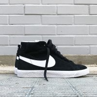 <img class='new_mark_img1' src='//img.shop-pro.jp/img/new/icons5.gif' style='border:none;display:inline;margin:0px;padding:0px;width:auto;' />NIKE ナイキ BLAZER MID PRM  ブレザー ミッド プレミアム BLACK 黒 429988 006