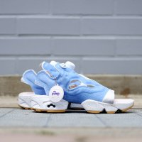 <img class='new_mark_img1' src='//img.shop-pro.jp/img/new/icons56.gif' style='border:none;display:inline;margin:0px;padding:0px;width:auto;' />REEBOK リーボック INSTAPUMP FURY SANDAL JOY RICH インスタ ポンプフューリー サンダル AR2352 WHITE/GREY/PINK/PURPLE