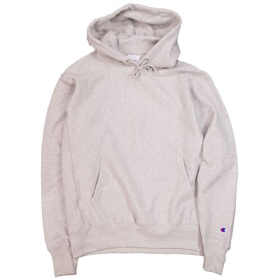 <img class='new_mark_img1' src='//img.shop-pro.jp/img/new/icons29.gif' style='border:none;display:inline;margin:0px;padding:0px;width:auto;' />CHAMPION USA [REVERSE SWEAVE 12oz. PULLOVER HOODIE] (OXFORD GREY)