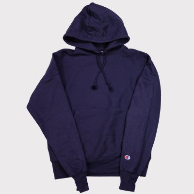 <img class='new_mark_img1' src='https://img.shop-pro.jp/img/new/icons29.gif' style='border:none;display:inline;margin:0px;padding:0px;width:auto;' />CHAMPION USA [REVERSE SWEAVE 12oz. PULLOVER HOODIE] (DARK NAVY)